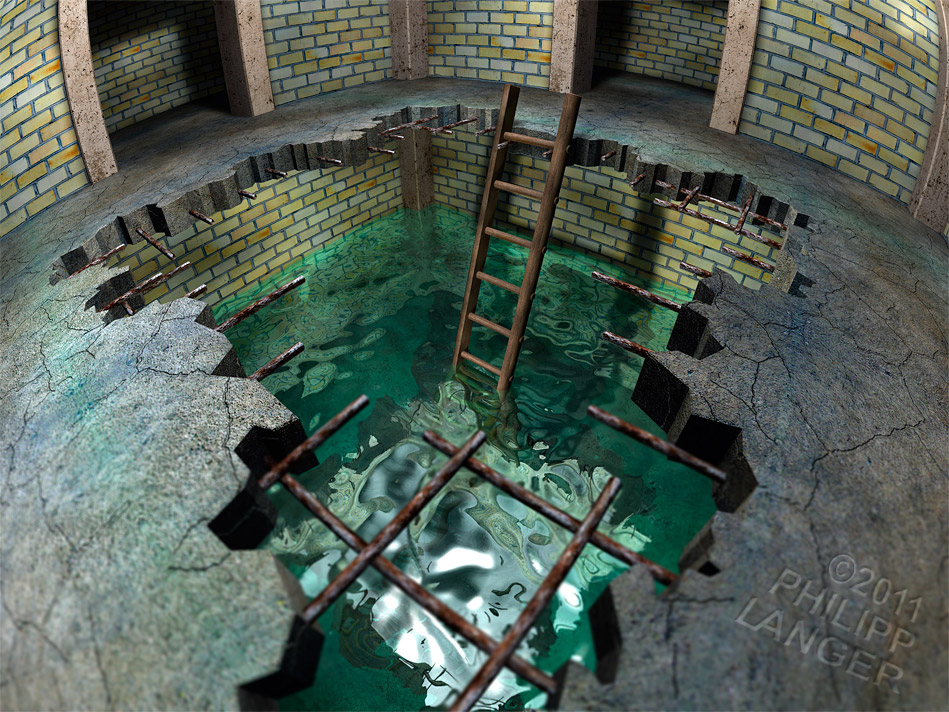 Wasserloch 2 / Water Hole 2