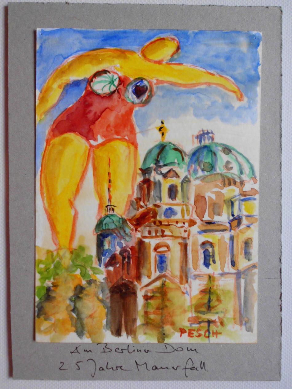 Kunst schützt den Dom