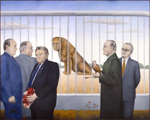 Die Löwenbändiger