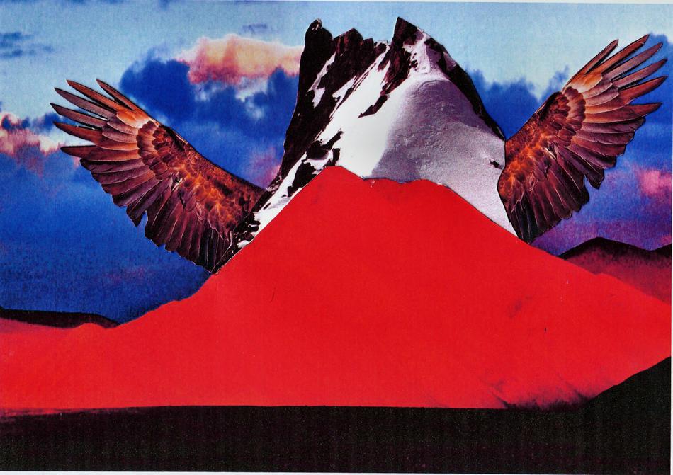 Berg-Flug