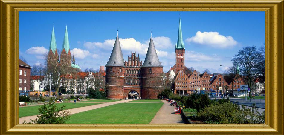 Lübeck-Panorama