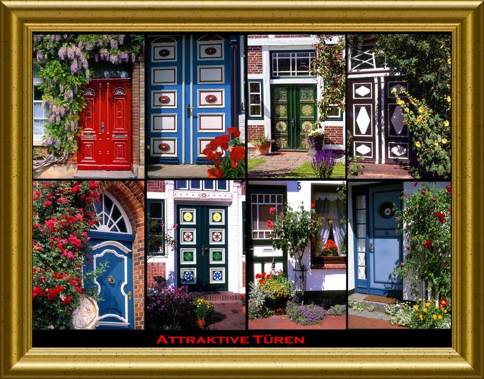 Attraktive Türen