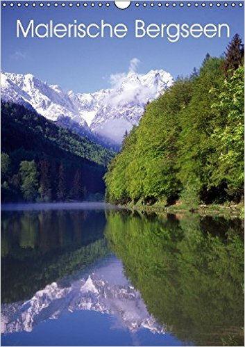 Malerische Bergseen