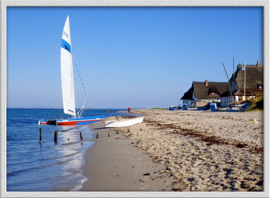 Strand Graswarder bei Fehmarn