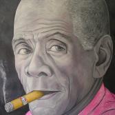 Antonio mit Zigarre