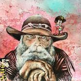 Wild Wild West Acryl