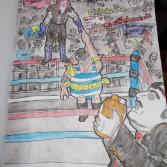 Undertaker vs Chickenman