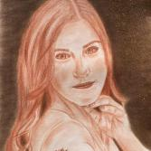Porträt von Patenkind