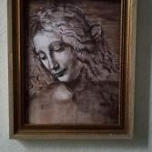 Junges Mädchen ( nach da Vinci)