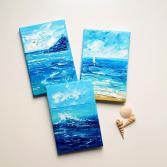 Seascape set