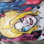 Angry Harley Quinn