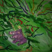 Karneval Moderne Malerei