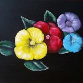 """Bunte Blüten"""
