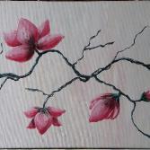 Magnolie red