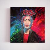 Frida abstrakt