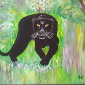 Schwarzer Panther 2