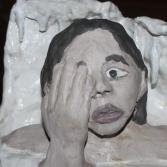 Die Frau im Eis