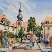 Großwallstadt - Pfarrkirche