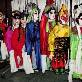 Peking-Oper-Marionetten