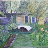 Garten in Sergijevo