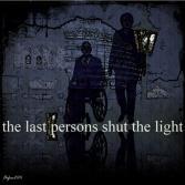 shut the light