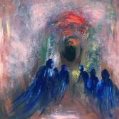 mystische Grotte