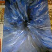 Die blaue Explosion