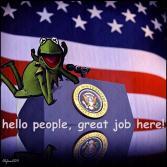 Kermit for President