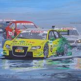 DTM 2011 Tomczyk Audi