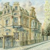 Villa im Graphischen Viertel