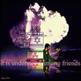 unter Freunden