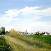 Liedolsheim (von der Straße nach Rußheim gesehen)