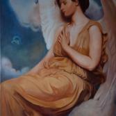 Winged Figure nach Abbott Handerson Thayer