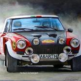 Fiat Abarth Rallye
