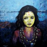 Das Indische Mädchen