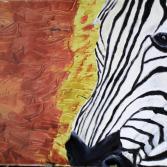 Tiere aus Afrika ( viertes Bild) Zebra