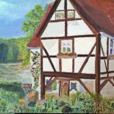 Fachwerkhaus in Pillnitz