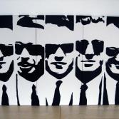 Reservoir Dogs Pop Art