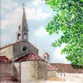 Le Thoronet, Frankreich