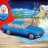 Poseidon vs. Maserati