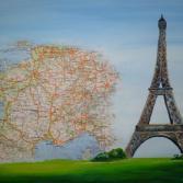 Eiffelturm / Paris