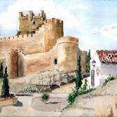 Spanien, Burg