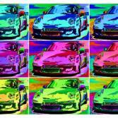 Porsche spektral I