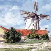 Windmühle in Retz (NÖ)