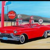 Route 66 Cadillac Eldorado