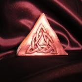 Keltisches Muster aus Speckstein