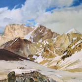 Pamirs Mountains 002