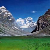 Pamirs Mountains 003