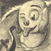 Das Schweinchen-Grauen
