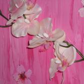 Collage - Blütenzweig